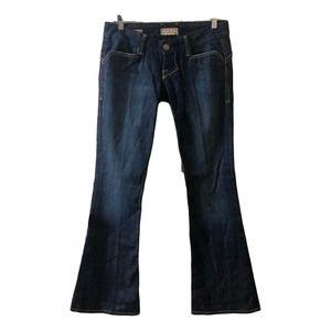 William Rast Savoy Ultra Lowrise Trouser 27